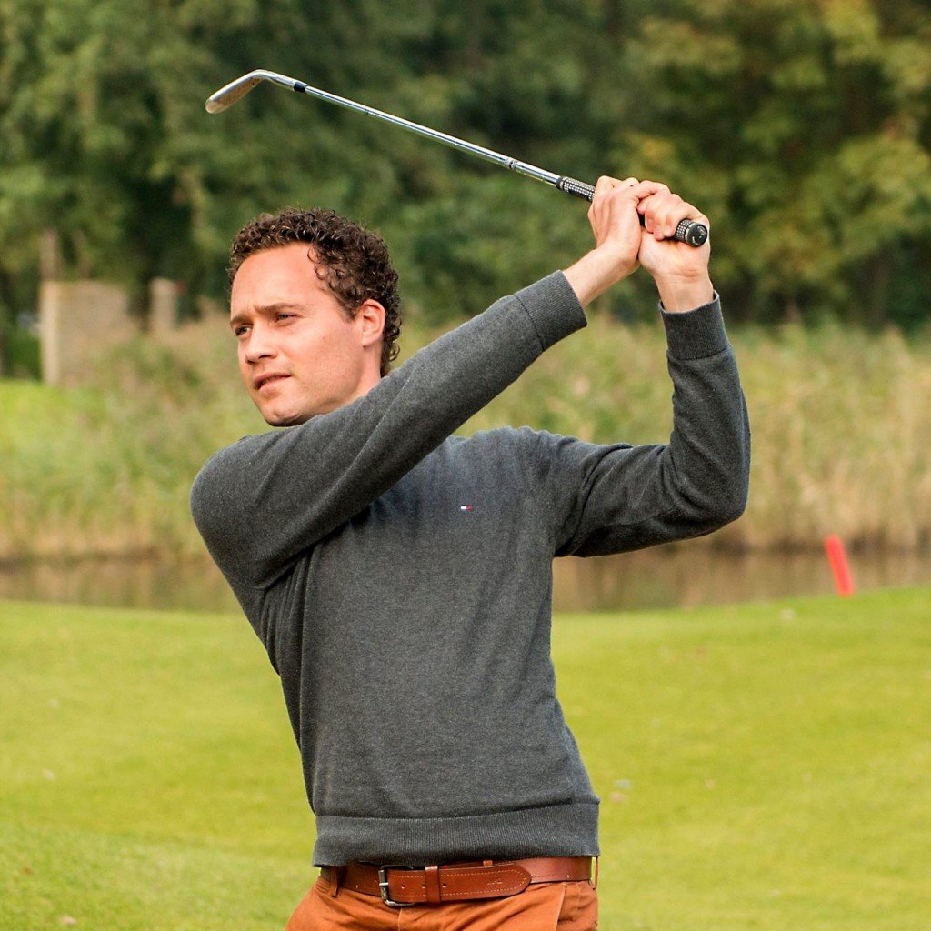 floris vos, play like a pro, golf